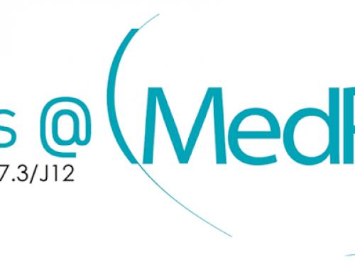 MedPi 2018 Azibao était présent pour accompagner Web Lemon et ses partenaires.